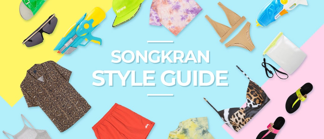 Style up for Songkarn With These Summer Outfit Ideas!