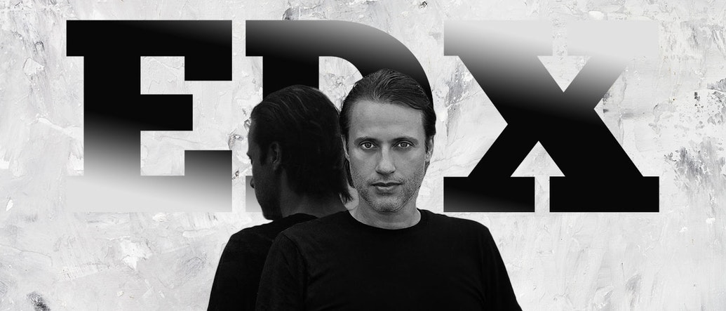 Tune in for 'EDX' - Swiss DJ Veteran with 20 Years in Music