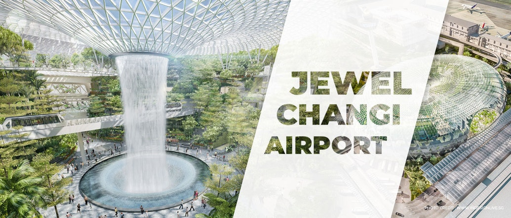 Jewel Changi Airport Is The New Pride of Singapore