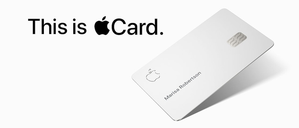 """Introducing """"Apple Card"""" - The Credit Card for iPhone Users"""