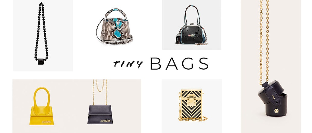 Tiny Bags: A Pocket-sized Trend that Packs Quite the Punch