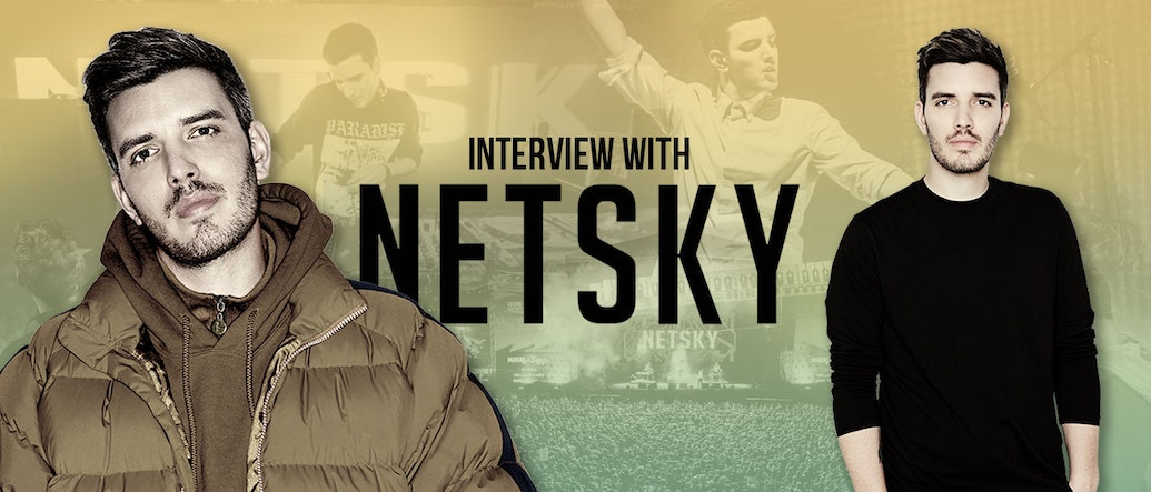 Netsky Shares His Journey in Electronic Dance Music