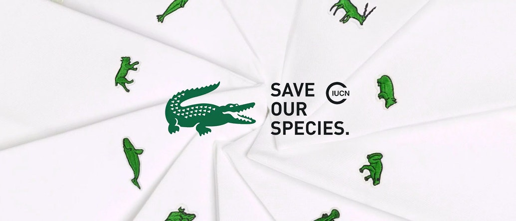 Lacoste Releases 2019 Edition of 'Save Our Species' Shirts