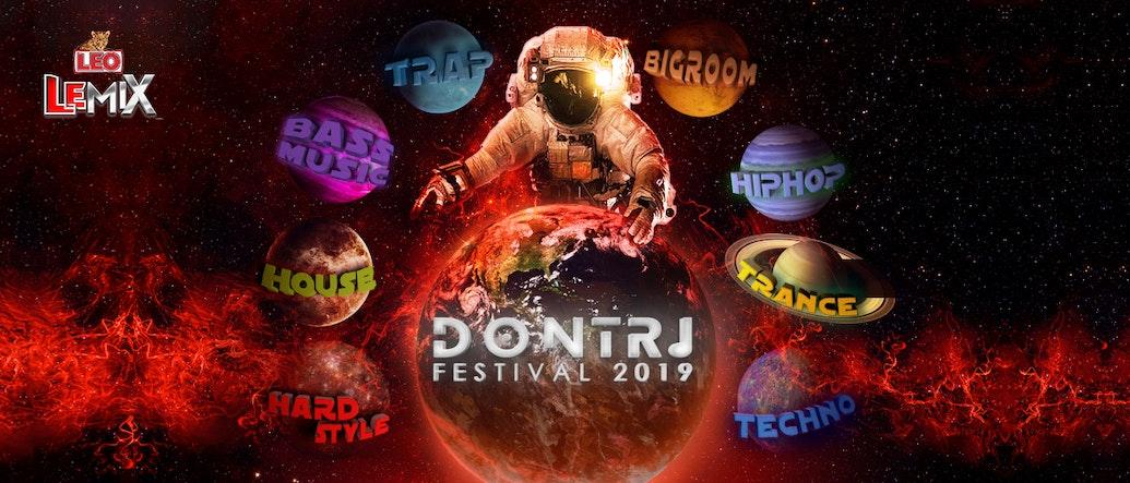 Explore Bangkok's Music Universe at Dontri Festival 2019
