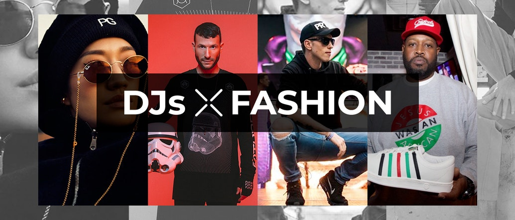 4 Super-hot 2019 Collab Collections by DJs x Fashion Brands