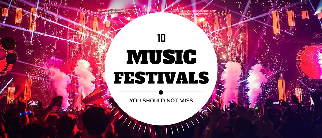 10 Music Festivals You Should Not Miss This Winter