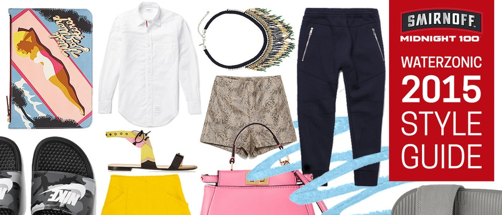 Style Guide: 6 Outfit Ideas for Waterzonic 2015