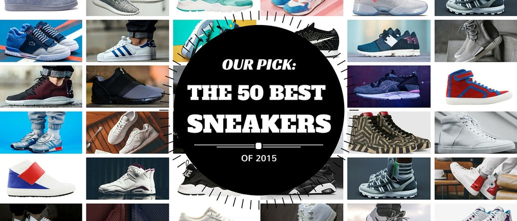 new style cbfa4 4392f Our Pick: The 50 Best Sneakers of 2015 for Men and Women | Siam2nite
