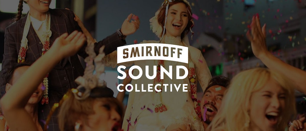Smirnoff Midnight 100 presents Smirnoff Sound Collective Electric