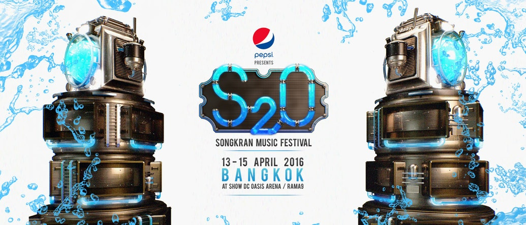 Songkran's First Music Festival Is Back! And 5 Reasons You Need To Go