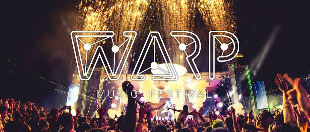 5 Reasons Why WARP Music Festival Will Take You Out of This World