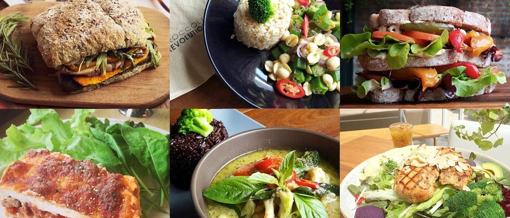 6 Bangkok Restaurants Focused on Healthy Organic Food