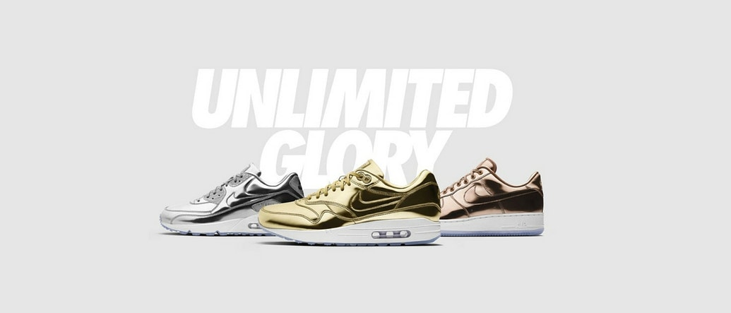 Nike Olympic Unlimited Glory Collection  6b799624a7