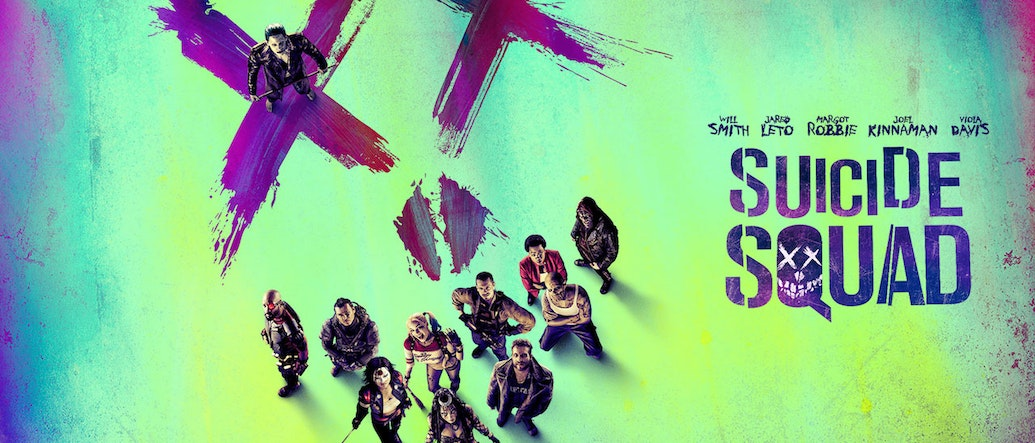 Suicide Squad is #OutNow - Get to know Your New Favorite Supervillains