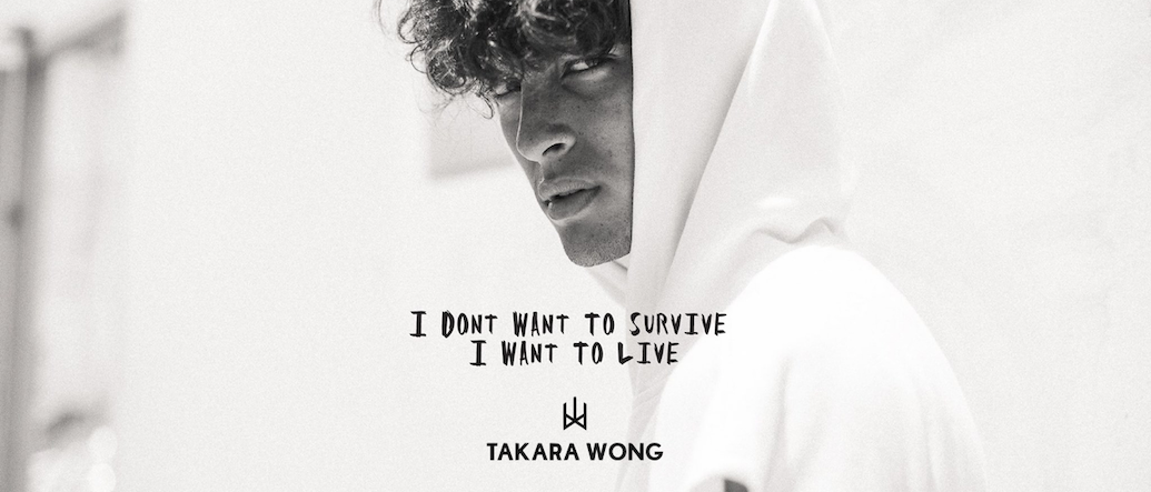 A First Look at the brand-new Streetwear brand TAKARA WONG