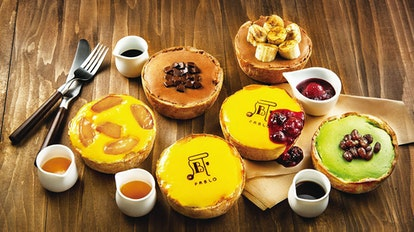Pablo, the Most Famous Cheese Tart from Japan: Finally in