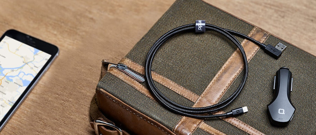 Zus Kevlar An Indestructible Phone Charging Cable With Lifetime Warranty Siam2nite