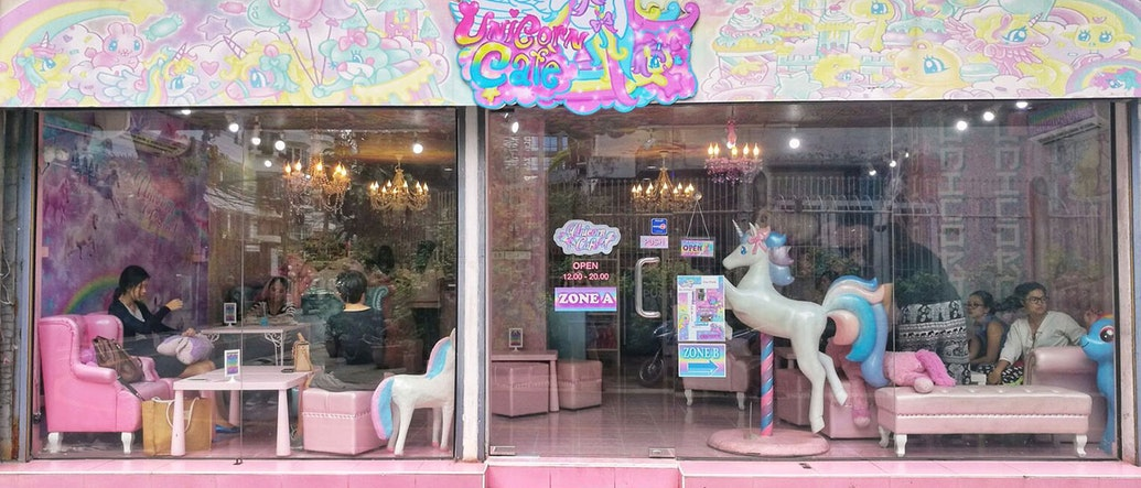 Unicorn Cafe: The Pink Magical Kingdom You Cannot Miss