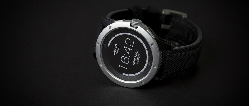 Matrix PowerWatch: The World's First Smartwatch Powered by Body Heat