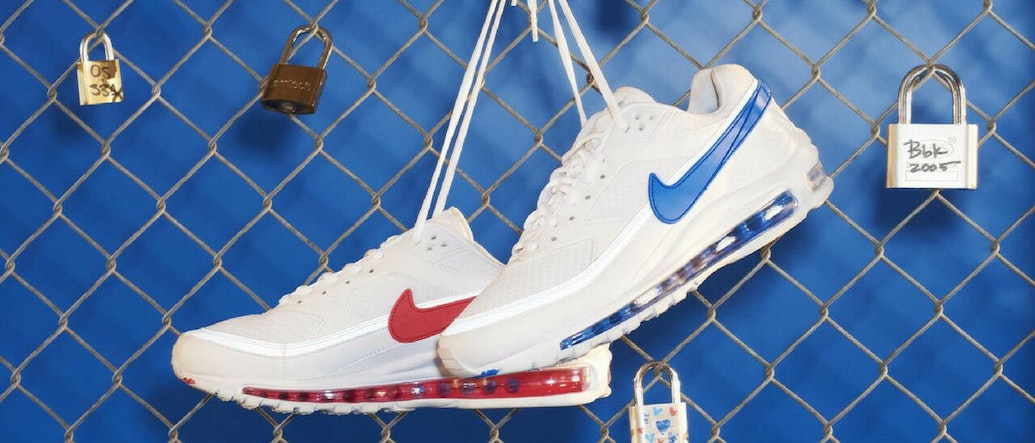 Skepta & Nike Officially Unveil the Air Max 97/BW SK Inspired by the City of Paris