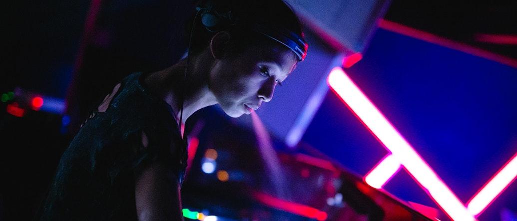 Dark & Dirty Charity Edition: DJ Mendy Indigo's First Charity Techno Party in Bangkok