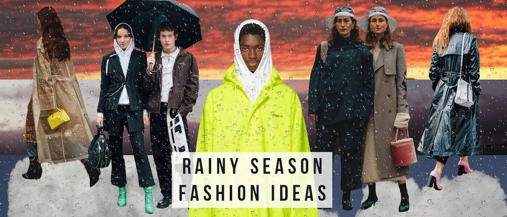 Fashion Ideas That Will Keep You Dry and In-Style This Bangkok Rainy Season
