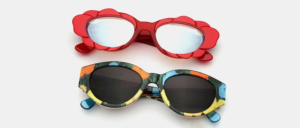 SUPER x Andy Warhol เมื่อป็อปอาร์ต-แฟชั่นมาเจอกัน กลายเป็นแว่นตาวินเทจสุดน่ารัก