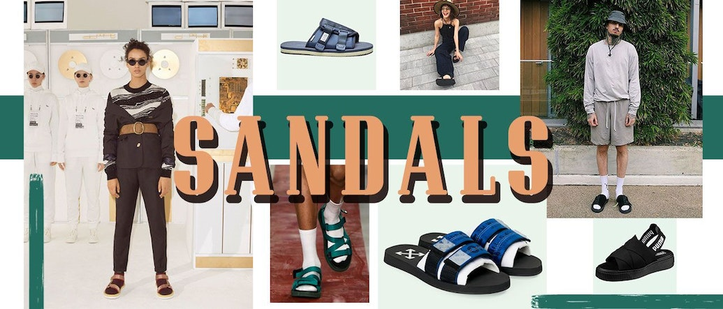 The Iconic 90s-Inspired Sandals Make Their Way Back Into Style Again This Year
