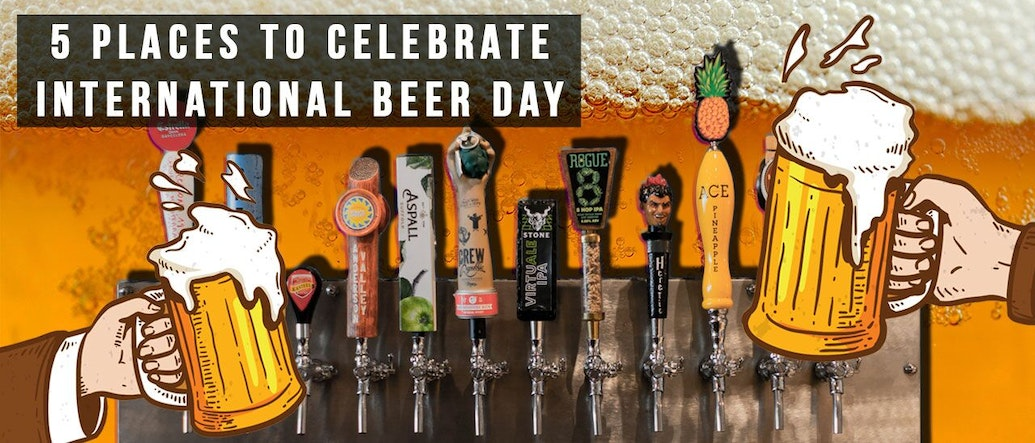 5 Beer Bars in Bangkok Where You Can Celebrate International Beer Day This Year!