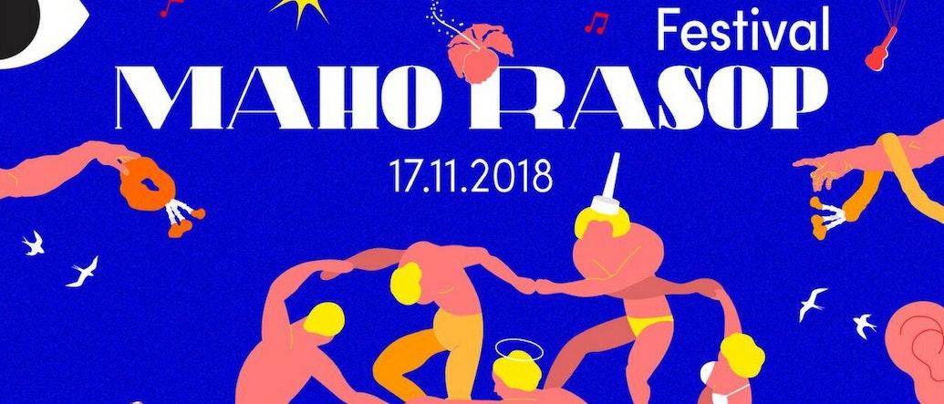 Maho Rasop Festival: Bangkok's Brand-New International Indie Music Festival Experience