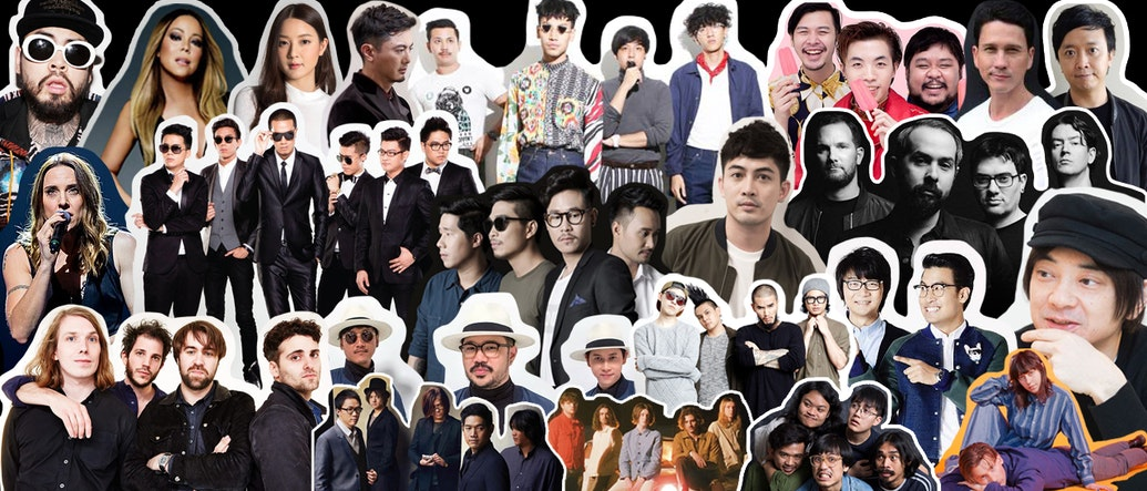 18 Concerts in and Around Bangkok This November That You Just Can't Miss