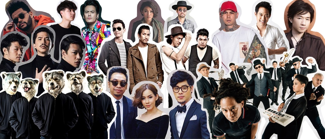 5 Concerts in and Around Bangkok This December That You Just Can't Miss