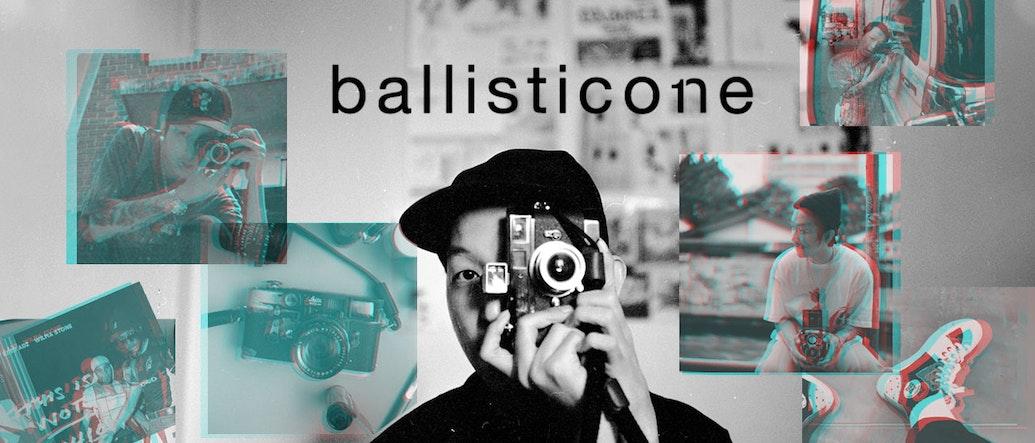 Ballisticone - The Skater Boy Who Became Streetwear Icon