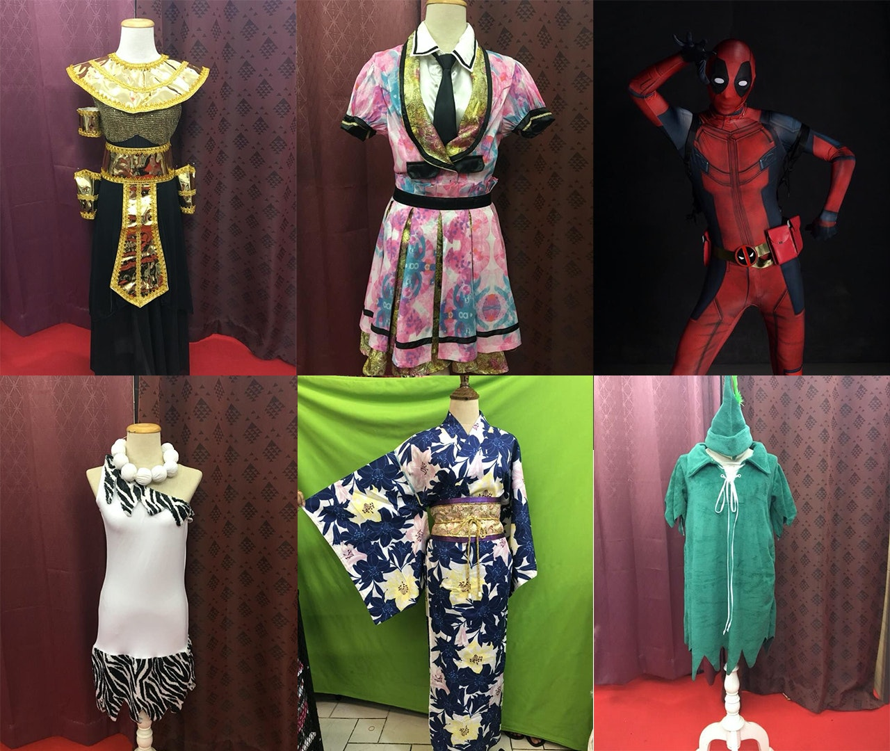 d2dd963c14b 7 Costume Shops in Bangkok That Will Help You Transform Into Your ...