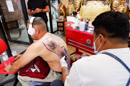 The 22 Best Tattoo Studios To Get Inked At In Bangkok