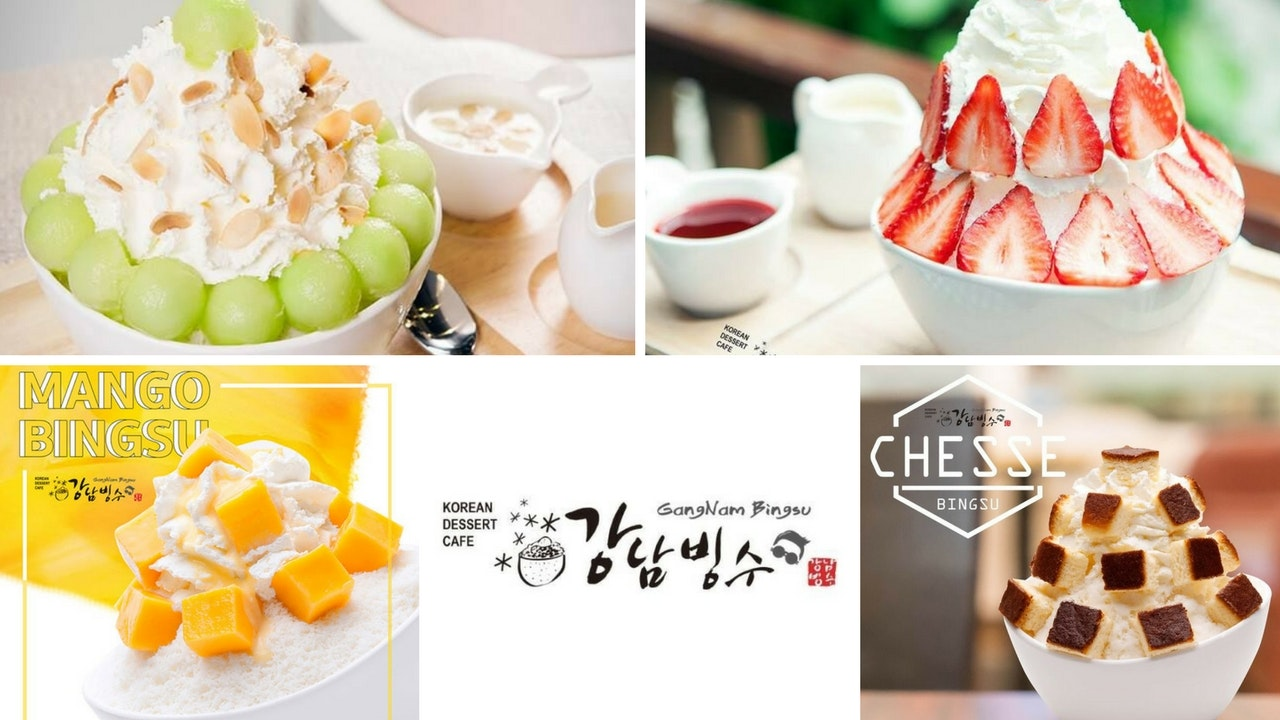 5 Bingsu Cafes In Bangkok Any Fan Of The Korean Ice Dessert Must Try