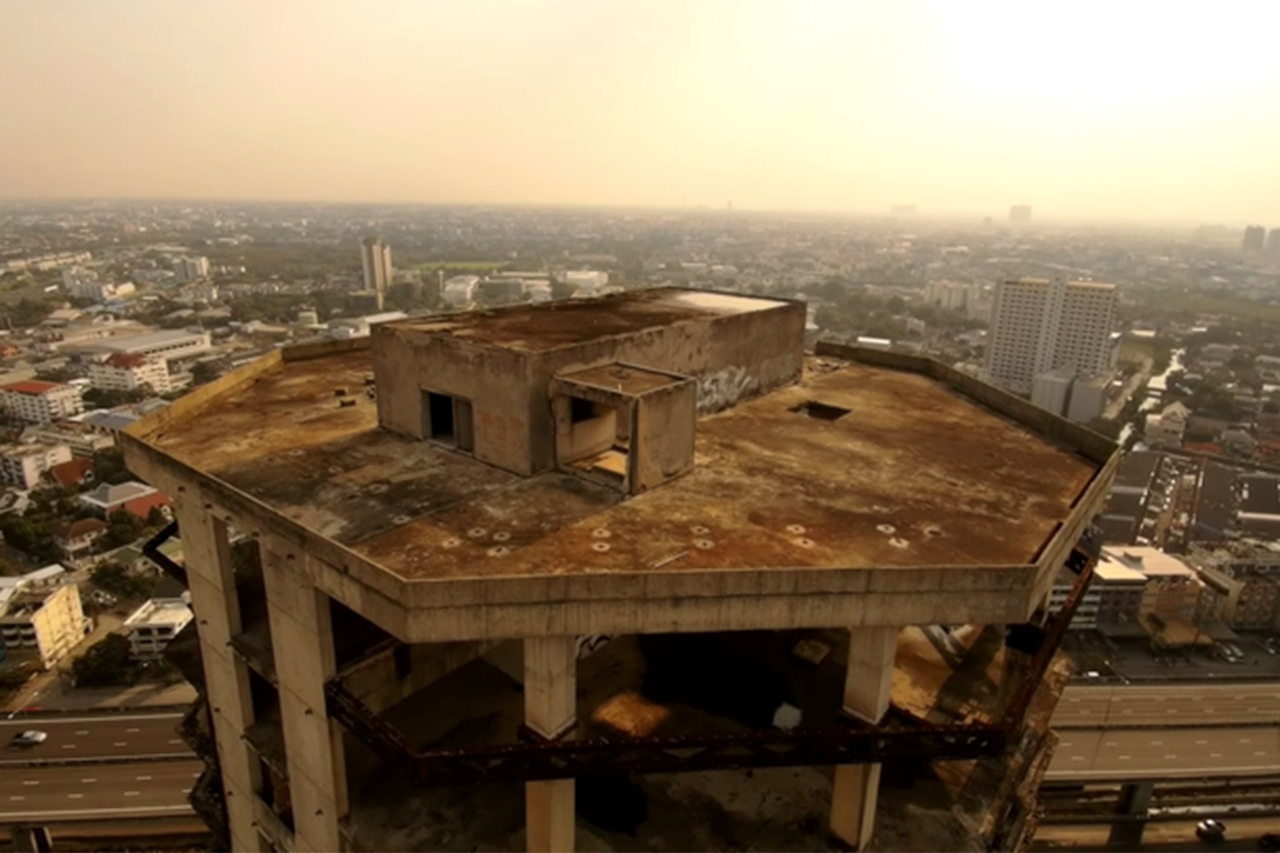 Ghost Towers: True Stories Behind 4 of Bangkok's Scariest Abandoned