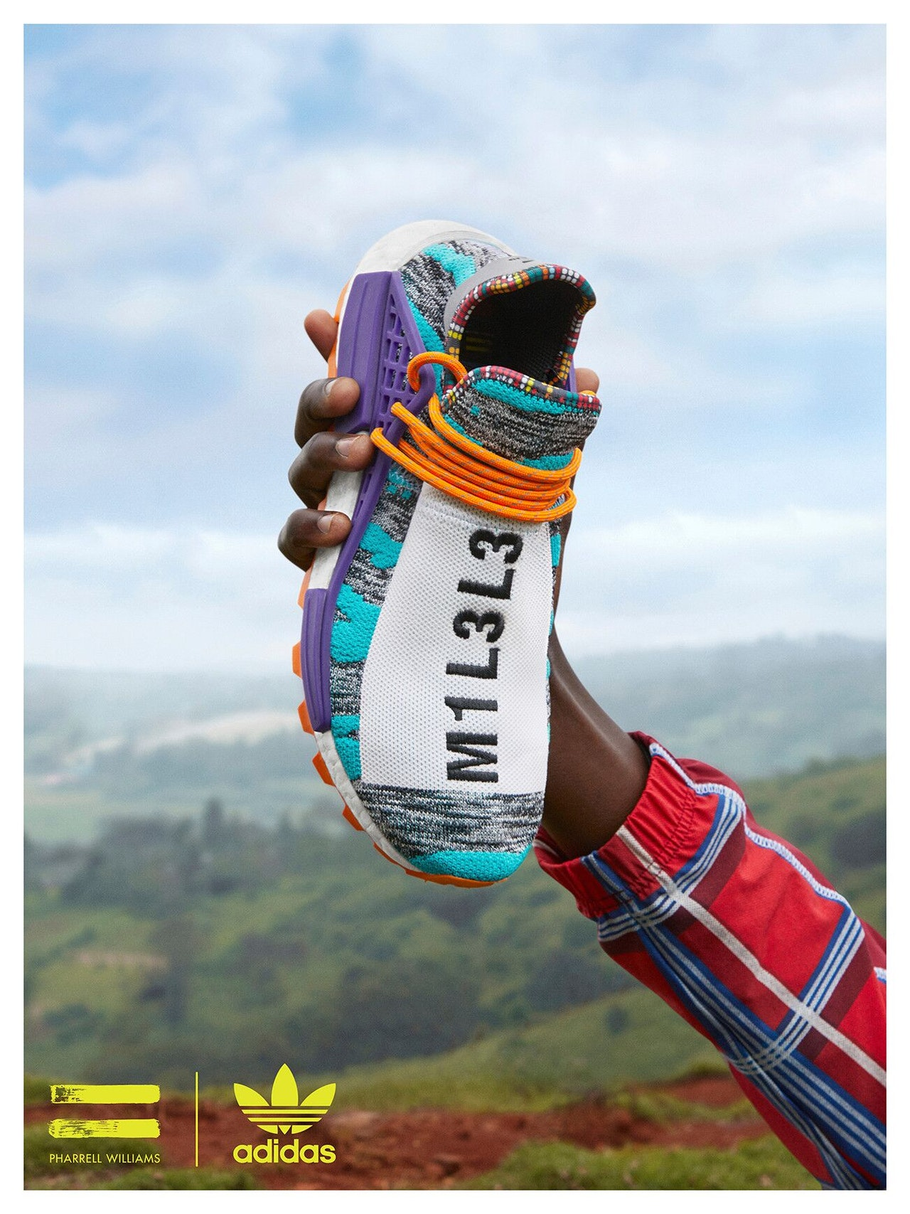 d94de9454 The All-New Pharrell Williams x Adidas  Solar Hu  Collection Draws  Inspiration From East Africa