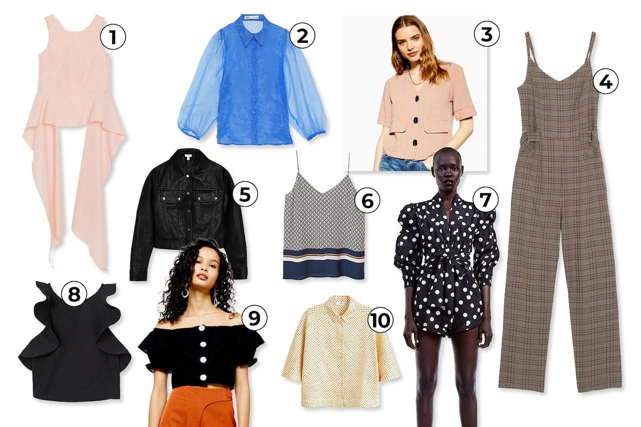 a8ed9aa3e8f 60 Fashion Essentials for Girls in Rainy Season 2019 | Siam2nite